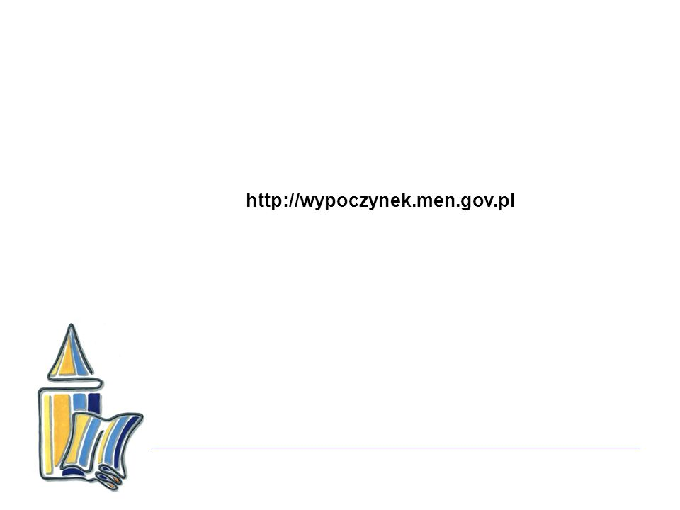 http://wypoczynek.men.gov.pl