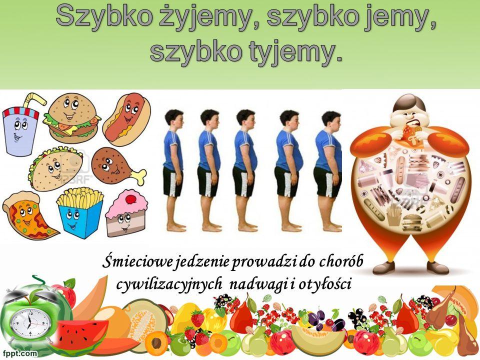 Podstawą zdrowego stylu życia jest codzienna aktywność fizyczna, oraz kontrola wagi.