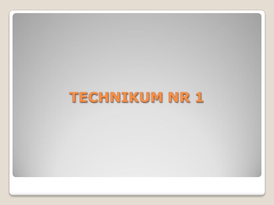 TECHNIKUM NR 1