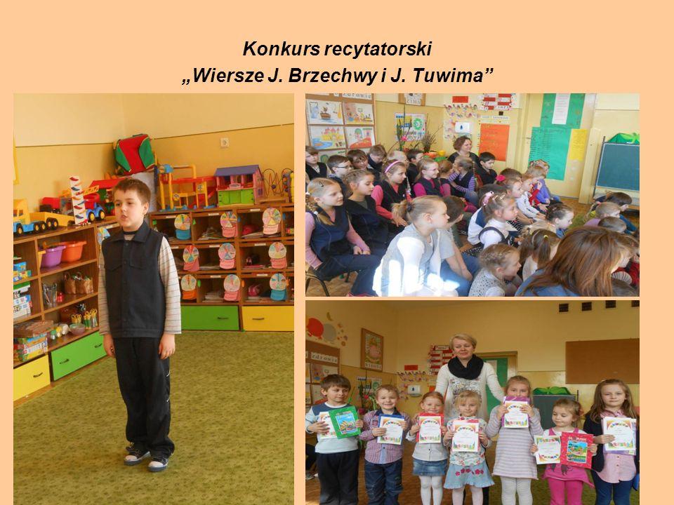 Konkurs recytatorski Wiersze J. Brzechwy i J. Tuwima