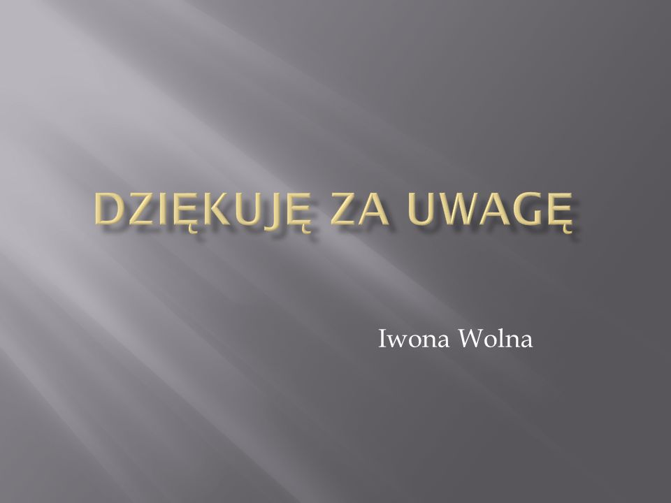 Iwona Wolna