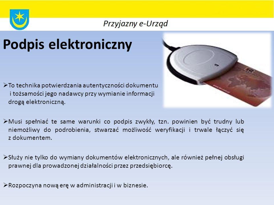 Elektroniczny system obiegu dokumentów EDICTA Jest to oprogramowanie pozwalające na elektroniczną rejestrację pism i wniosków złożonych przez obywateli do Urzędu Miasta Tarnobrzeg, w różnej postaci (elektronicznej, za pośrednictwem platformy e-PUAP, lub papierowej).