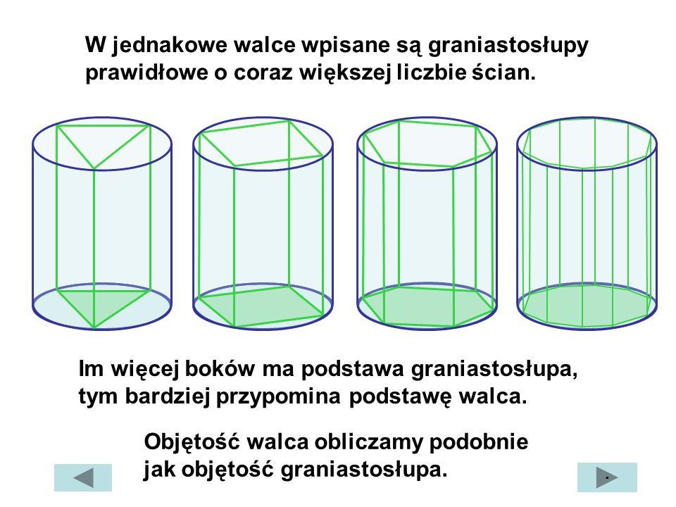 INNE PRZEKROJE STOŻKA Elipsa Parabola Hiperbola Inny niż 90 o kąt nachylenia płaszczyzny do osi stożka Płaszczyzna równoległa do tworzącej stożka Płaszczyzna równoległa do osi stożka ·