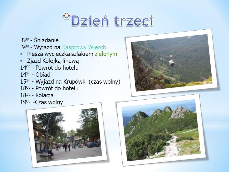 Kasprowy Wierch– szczyt w Tatrach Zachodnich o wysokości 1987 m n.p.m.