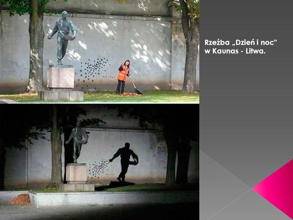 Rzeźba Dzień i noc