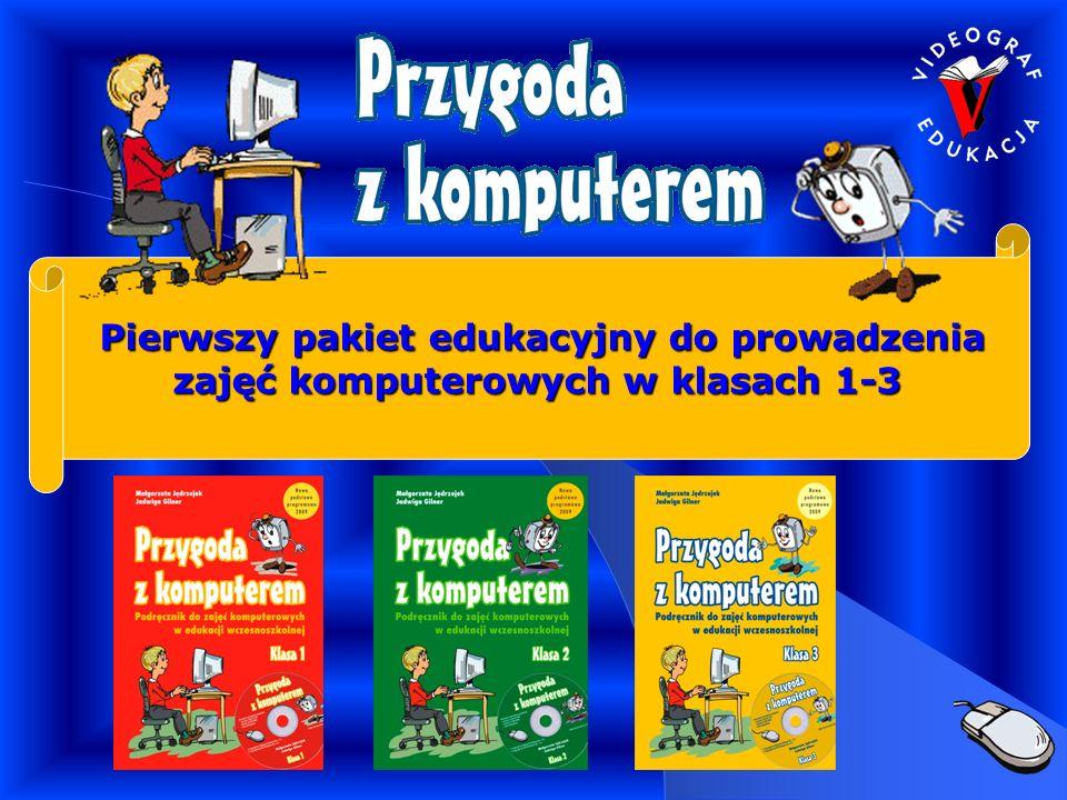 Pierwszy pakiet edukacyjny do prowadzenia zajęć komputerowych w klasach 1-3