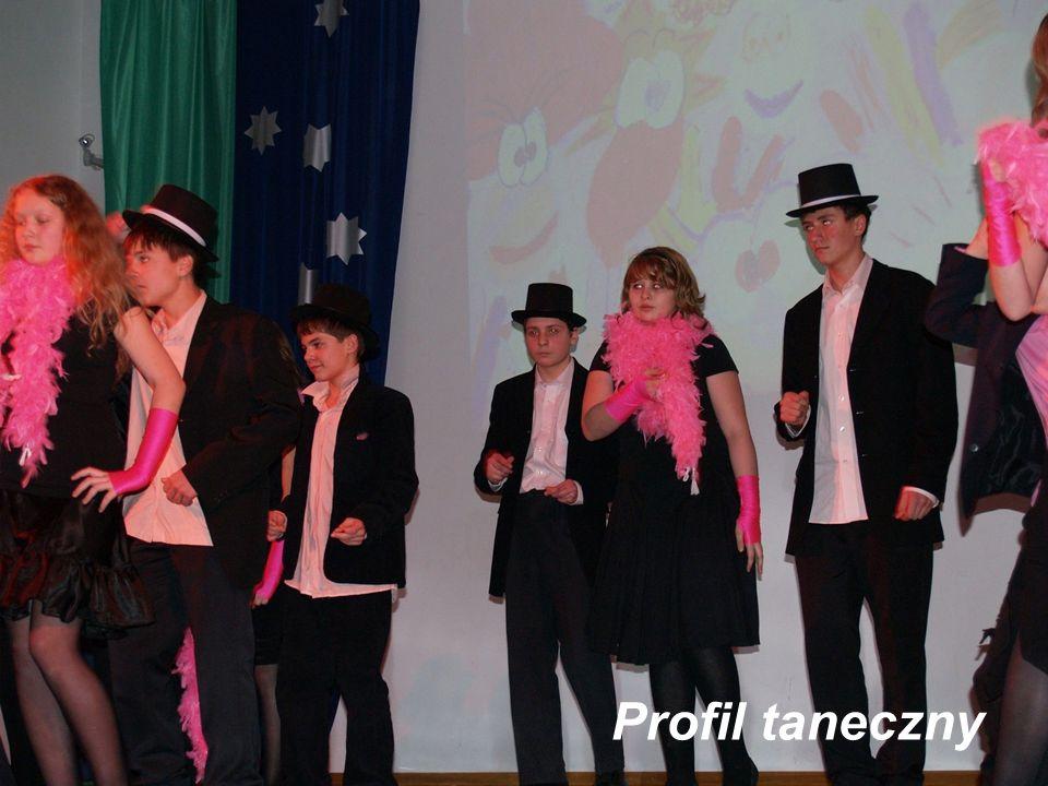 Profil taneczny