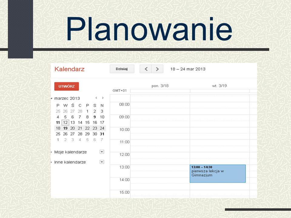 Planowanie