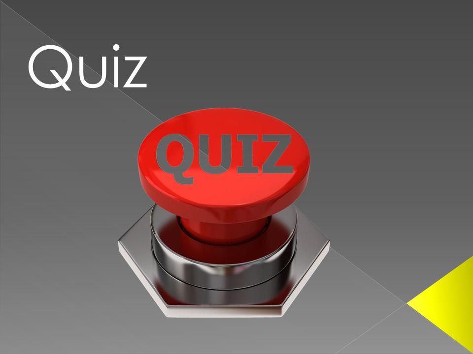 Podczas trwania quizu będziecie wybierać odpowiedzi a, b, c.