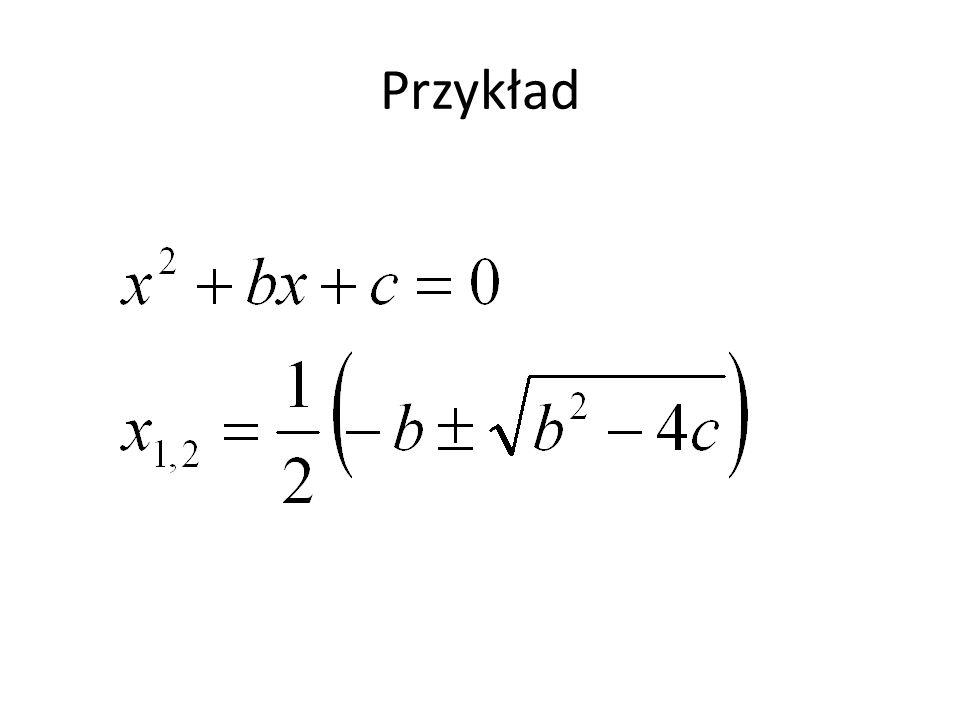 Wartości własne macierzy nazywamy wartością własną, wówczas wartość x - wektor własny Powyższe równanie pozwala wyznaczyć wartości własne jako pierwiastki wielomianu charakterystycznego.