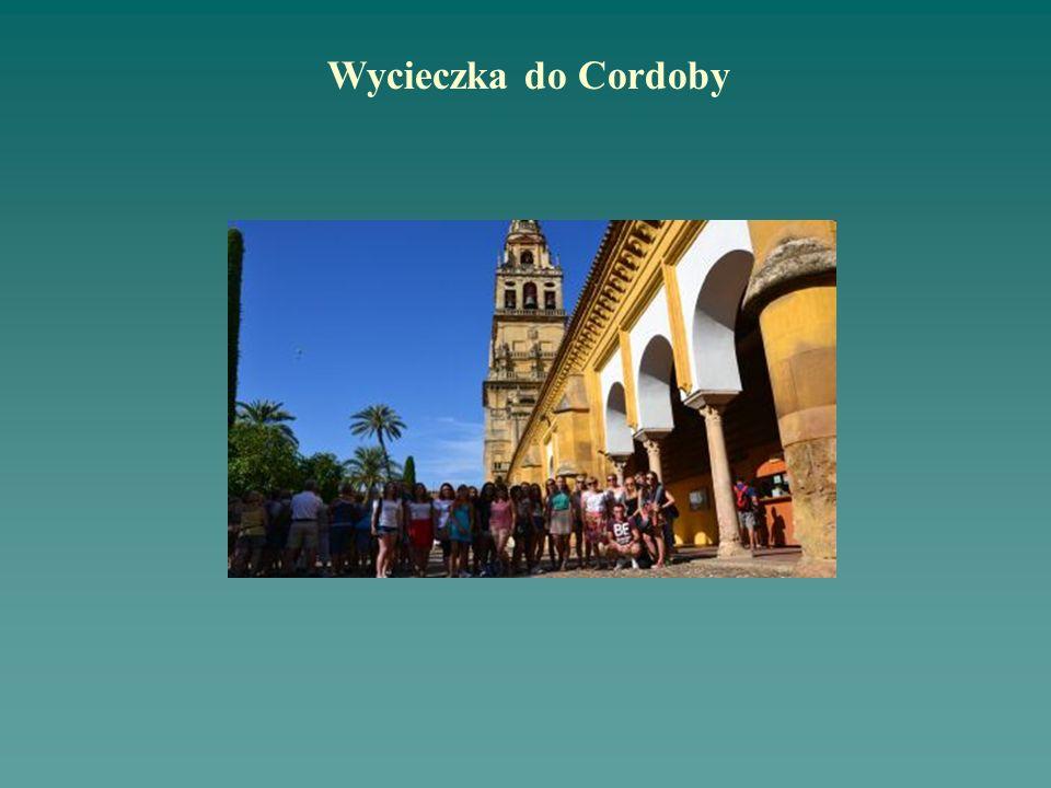 Wycieczka do Cordoby