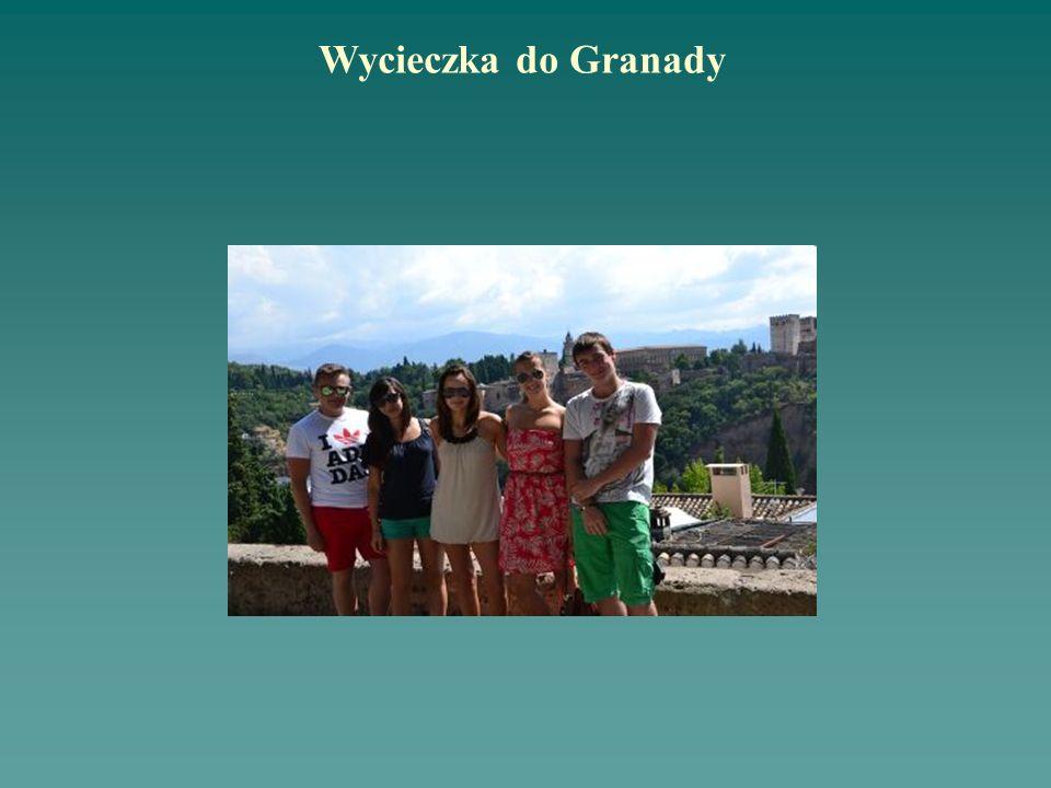 Wycieczka do Granady
