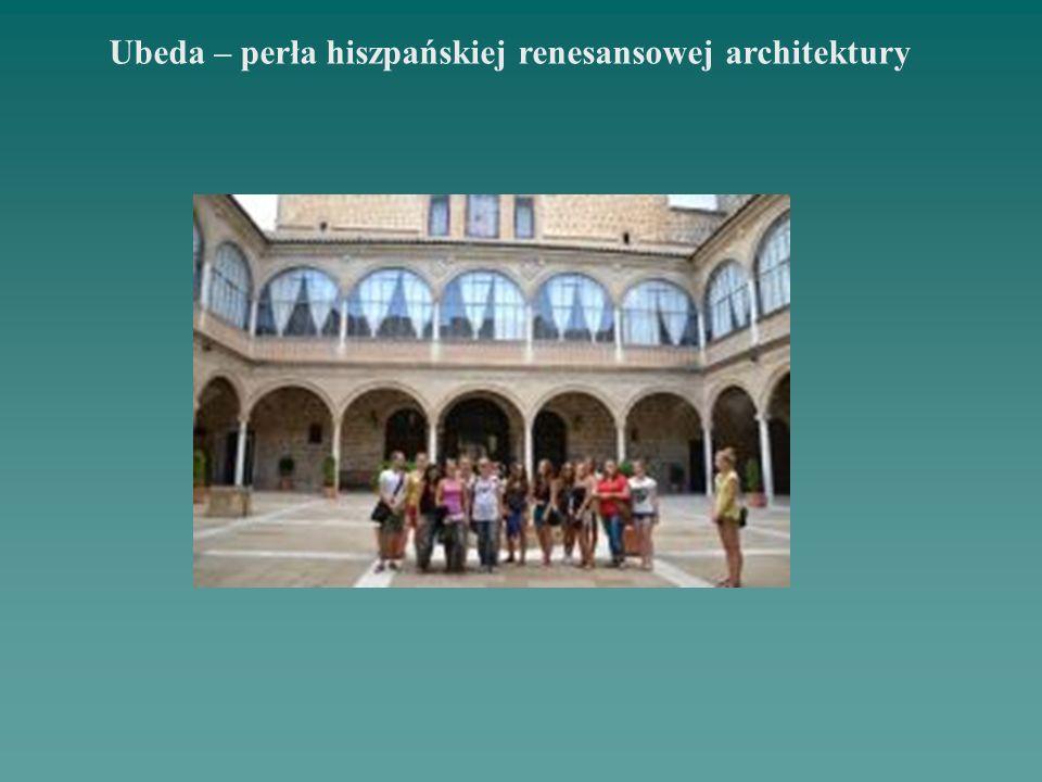 Ubeda – perła hiszpańskiej renesansowej architektury