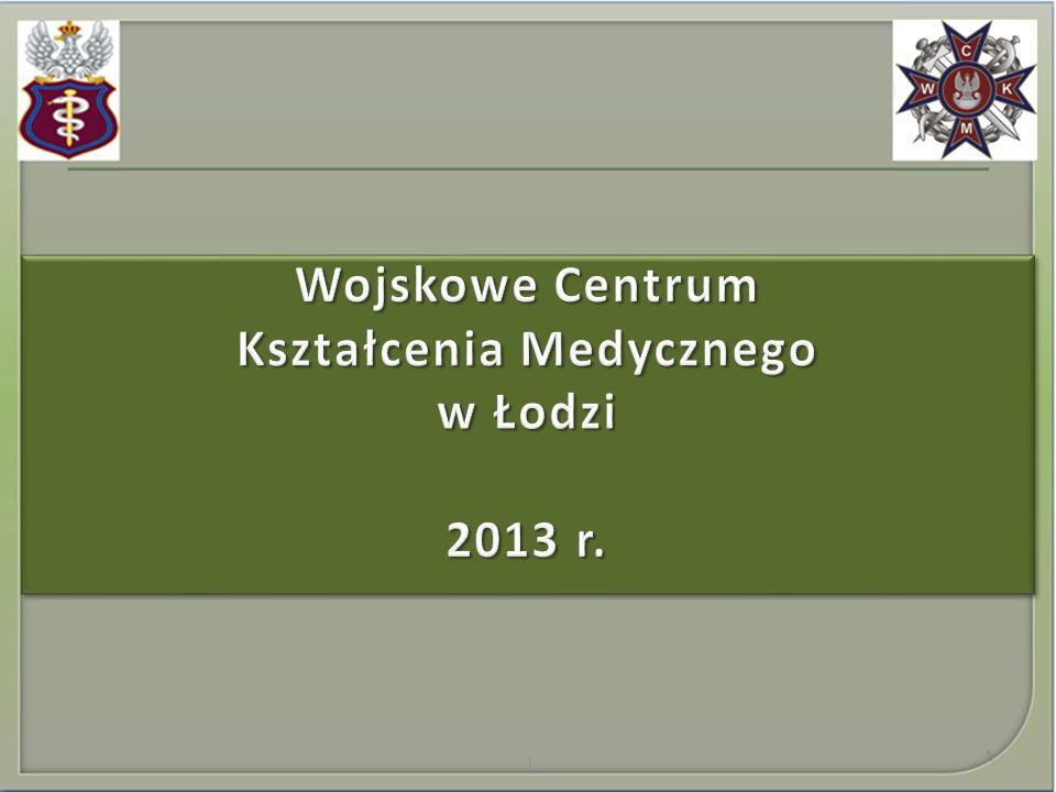 WSTRZĄS kpt. lek. Tomasz WIŚNIEWSKI Wojskowe Centrum Kształcenia Medycznego w Łodzi 2