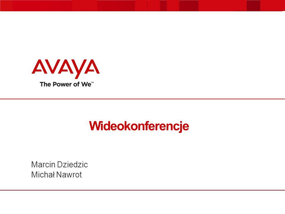Wideokonferencje Michał Nawrot Marcin Dziedzic