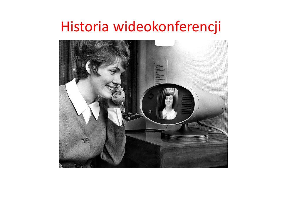 Historia wideokonferencji
