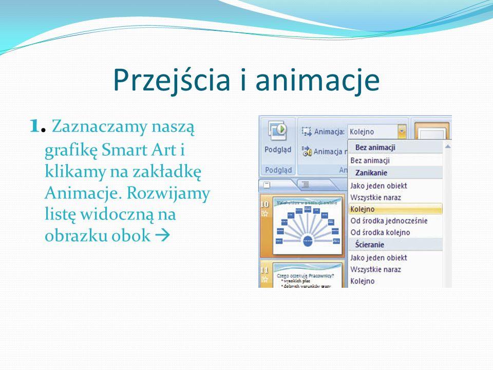 Wykorzystujemy wzorzec slajdów 2.Aby wstawić logo na naszym wzorcu slajdów, klikamy na pierwszy, największy slajd i klikając na zakładkę Wstawianie, wstawiamy obrazek, tak jak to robiliśmy w drugiej wskazówce na poprzedniej stronie - klikamy na przycisk Obraz.