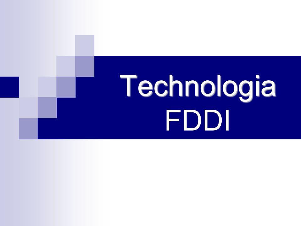 Technologia Technologia FDDI