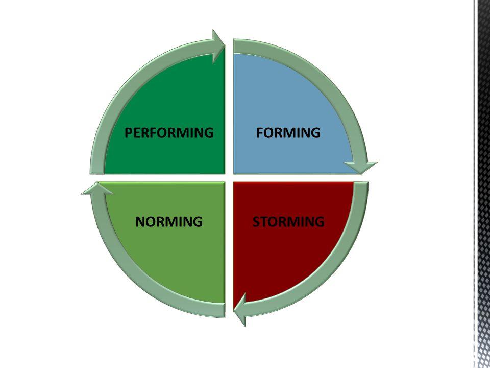 FORMING STORMINGNORMING PERFORMING