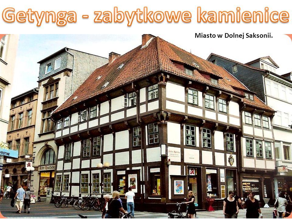 Miasto w Dolnej Saksonii.