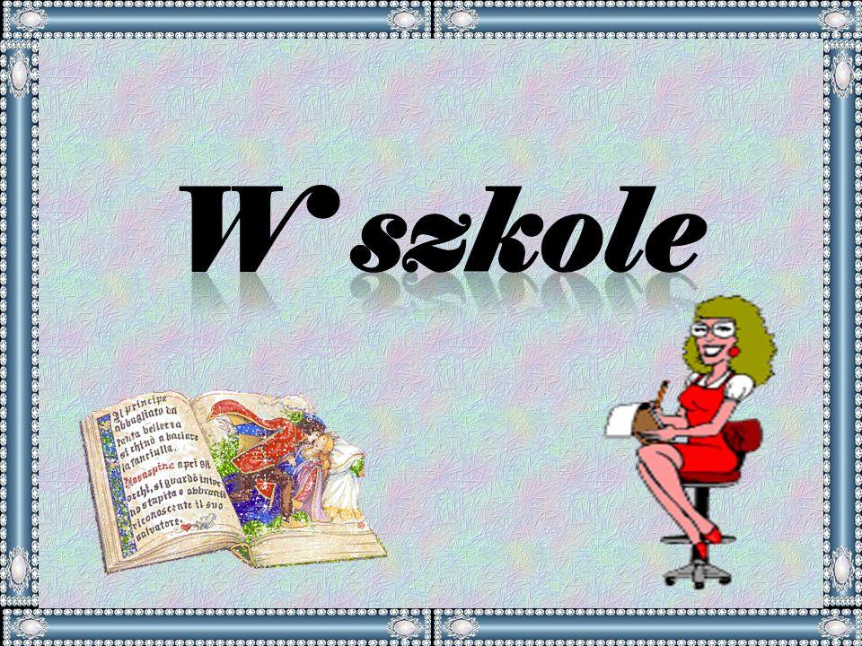 Pani na lekcji polskiego prosi dzieci, aby ułożyły zdanie, w którym będzie nazwa ptaka.