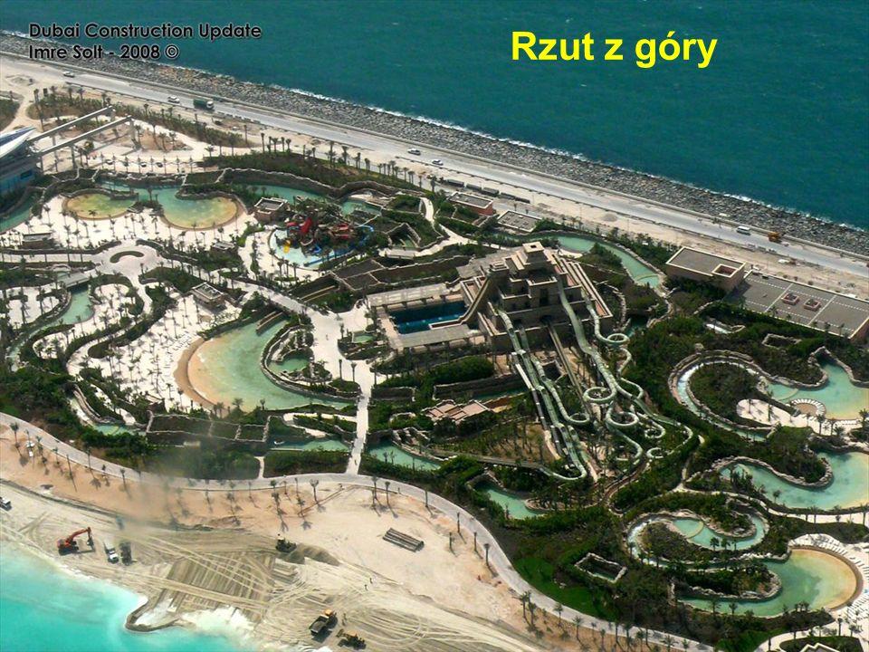 GIGANTYCZNE AKWARIUM W DUBAJU (a w nim centra handlowe, hotele i restauracje )