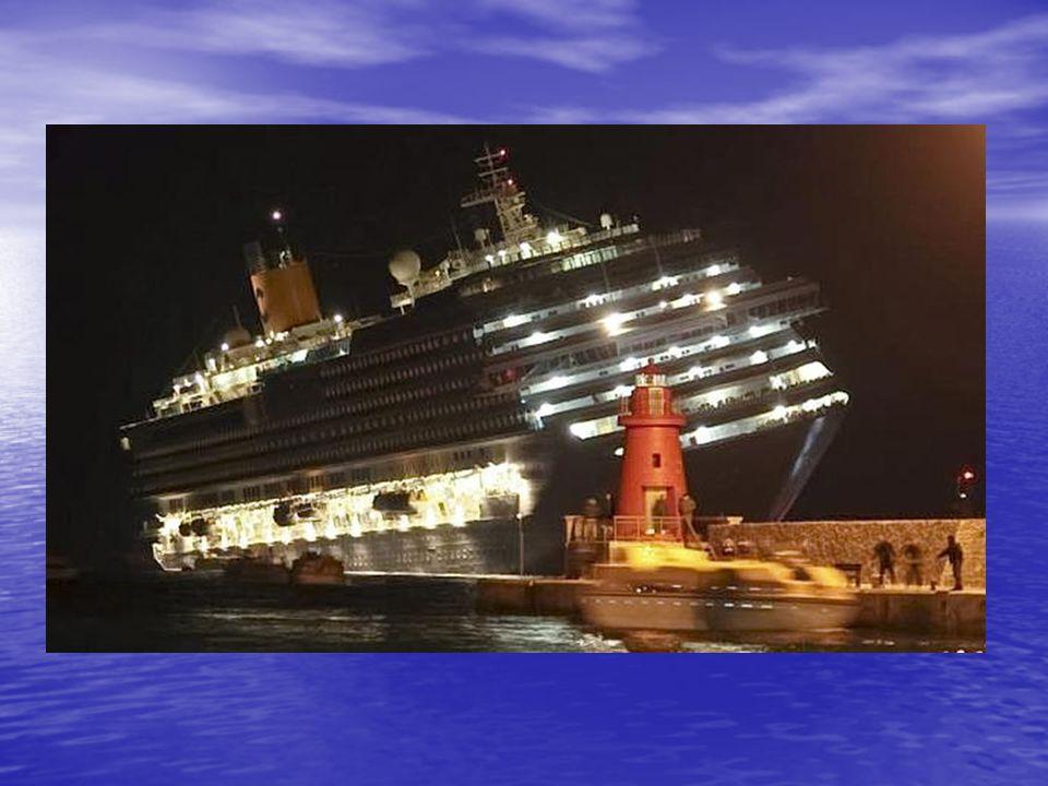 Śmierć Giganta Śmierć Giganta Piątek, 13 stycznia 2012 o 20:45 Concordia uderzył w skałę w pobliżu wyspy Giglio. Costa Concordia – włoski statek wycie