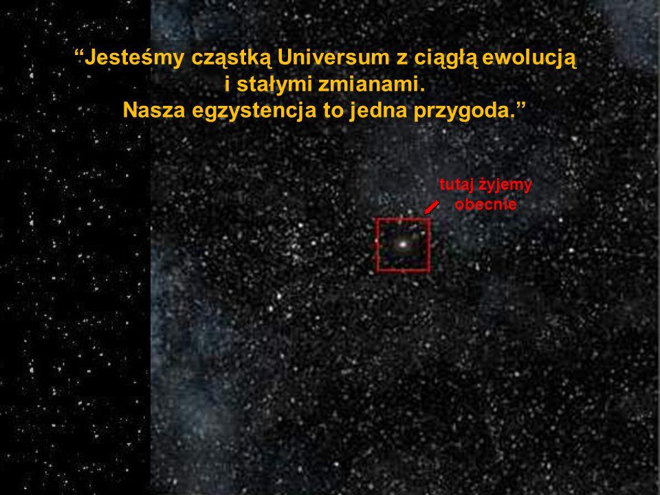 ... na kolizyjnym kursie z Andromedą przy szybkości 230.000 km/h ( prawdopodobnie w odległości 2,3 milionów lat świetlnych).