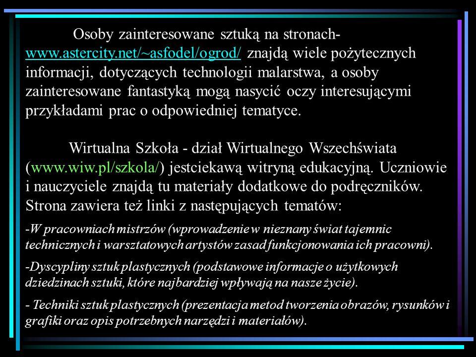 LITERATURA 1.Elementy informatyki, pod redakcją Macieja M Sysły, Wydawnictwo Naukowe PWN, Warszawa 1997.