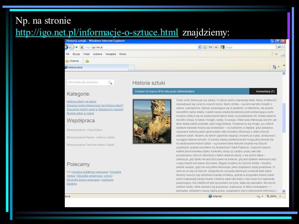 BIBLIOGRAFIA http://pl.wikipedia.org/wiki/Multimedia