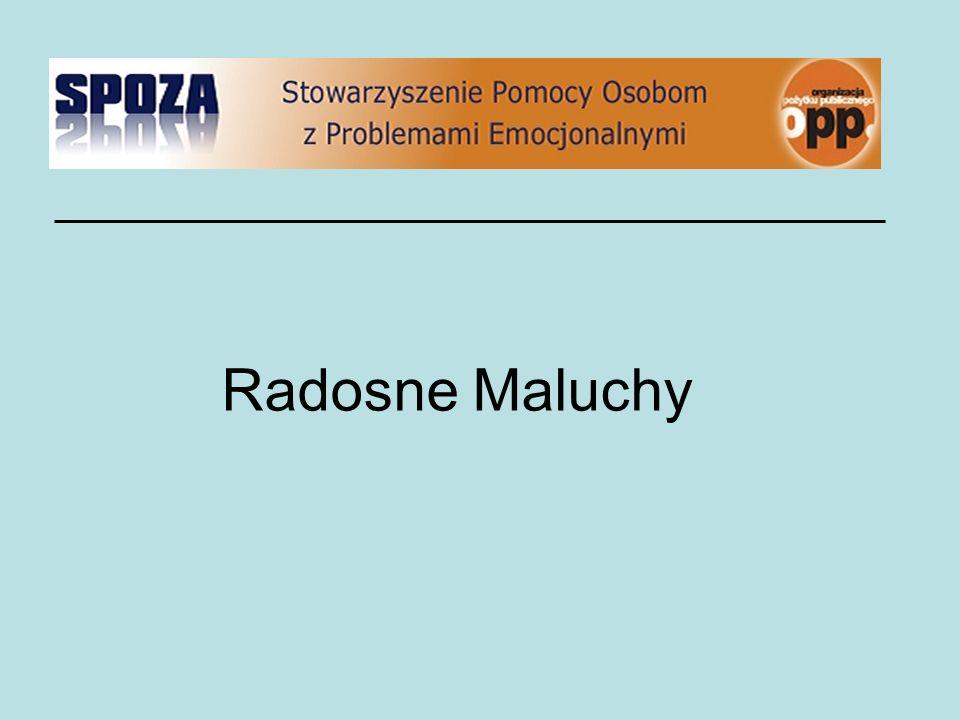 DZIĘKUJEMY ZA UWAGĘ STOWARZYSZENIE POMOCY OSOBOM Z PROBLEMAMI EMOCJONALNYMI SPOZA 03 - 729 Warszawa, ul.