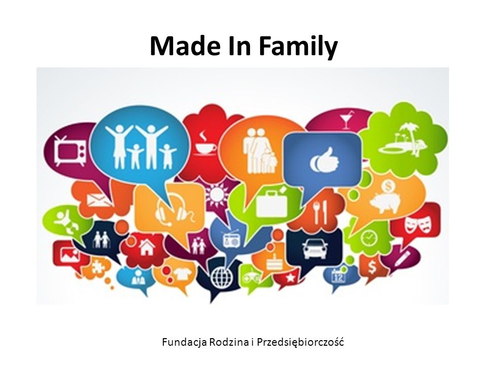Made In Family Fundacja Rodzina i Przedsiębiorczość