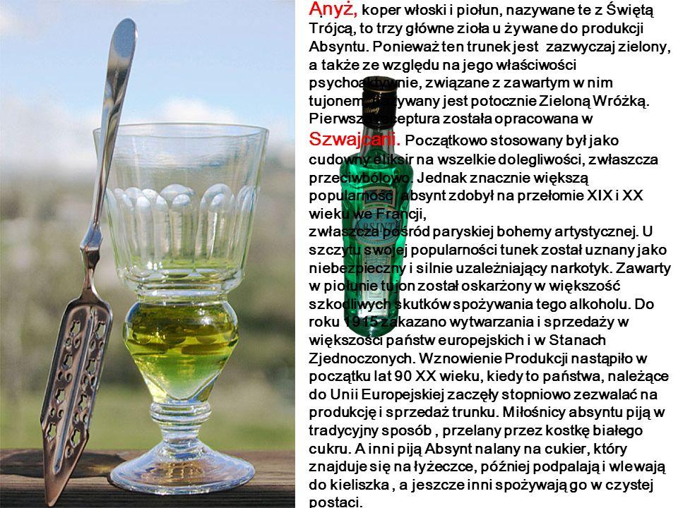 Znany, ziołowy likier z Czech zawiera wodę, jakościowy alkohol, naturalny cukier i specyficzną gorzką mieszankę około 32 ziół i przypraw.