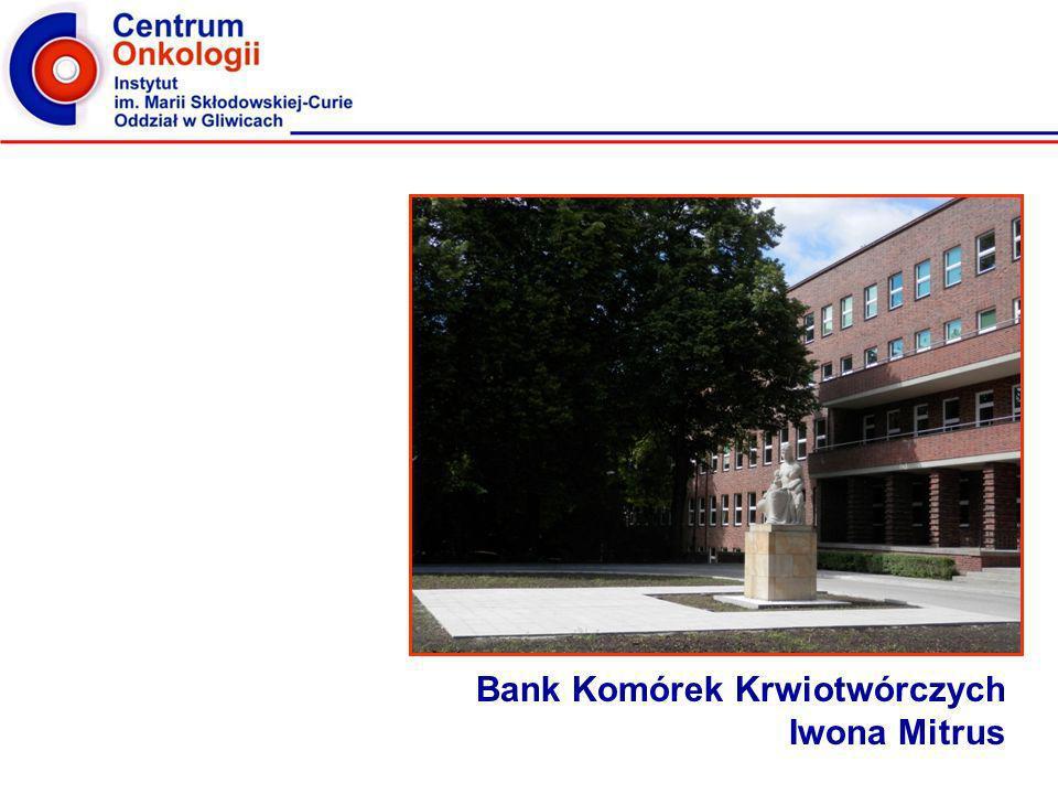 Centrum Onkologii – Instytut im.