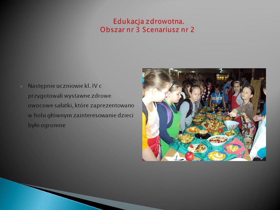 W dbałości o propagowanie zdrowego stylu życia najmłodsi uczestnicy naszych zajęć, uczniowie nauczania wczesnoszkolnego dzielnie pokonali zwinnościowy tor przeszkód, przygotowany przez p.