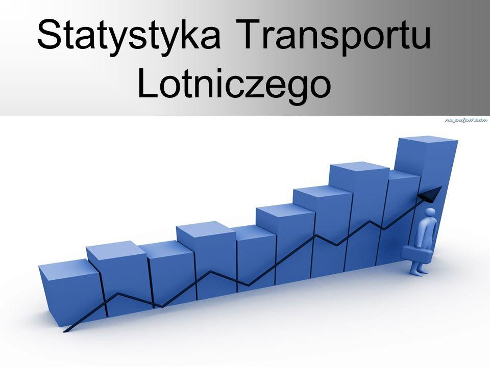 Statystyka Transportu Lotniczego