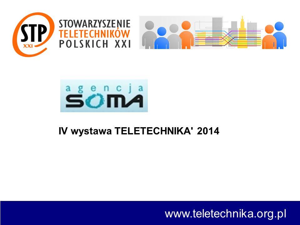 IV wystawa TELETECHNIKA' 2014