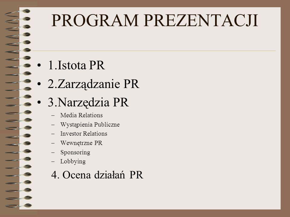 Public Relations Jacek Filipowicz
