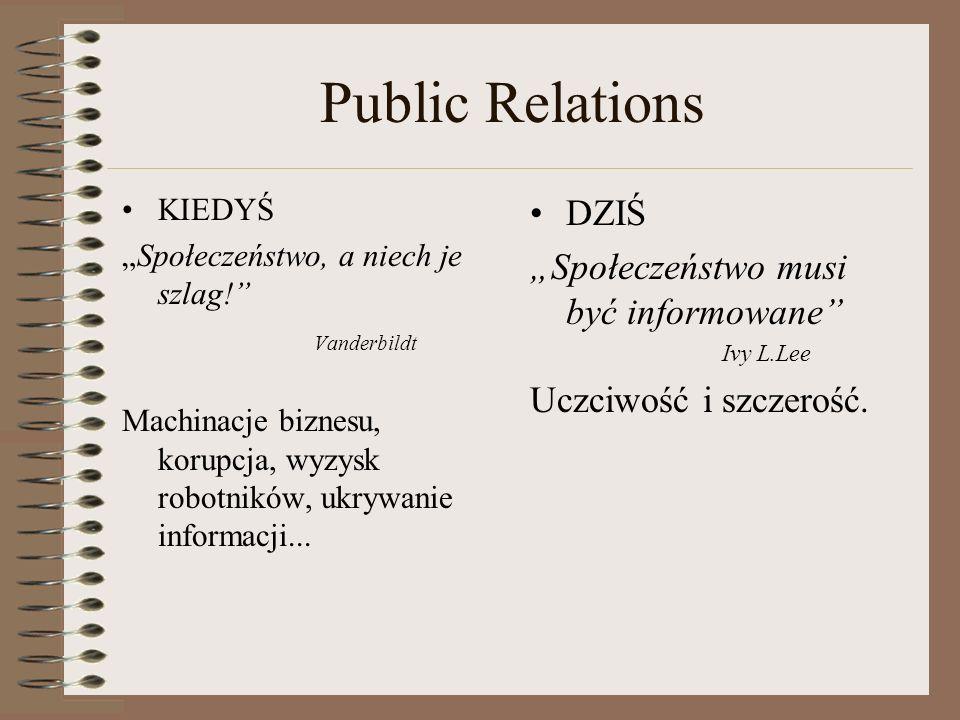PROGRAM PREZENTACJI 1.Istota PR 2.Zarządzanie PR 3.Narzędzia PR –Media Relations –Wystąpienia Publiczne –Investor Relations –Wewnętrzne PR –Sponsoring