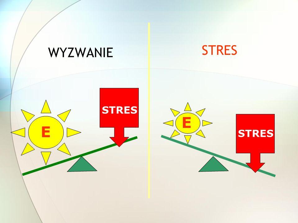 WYZWANIE STRES E E