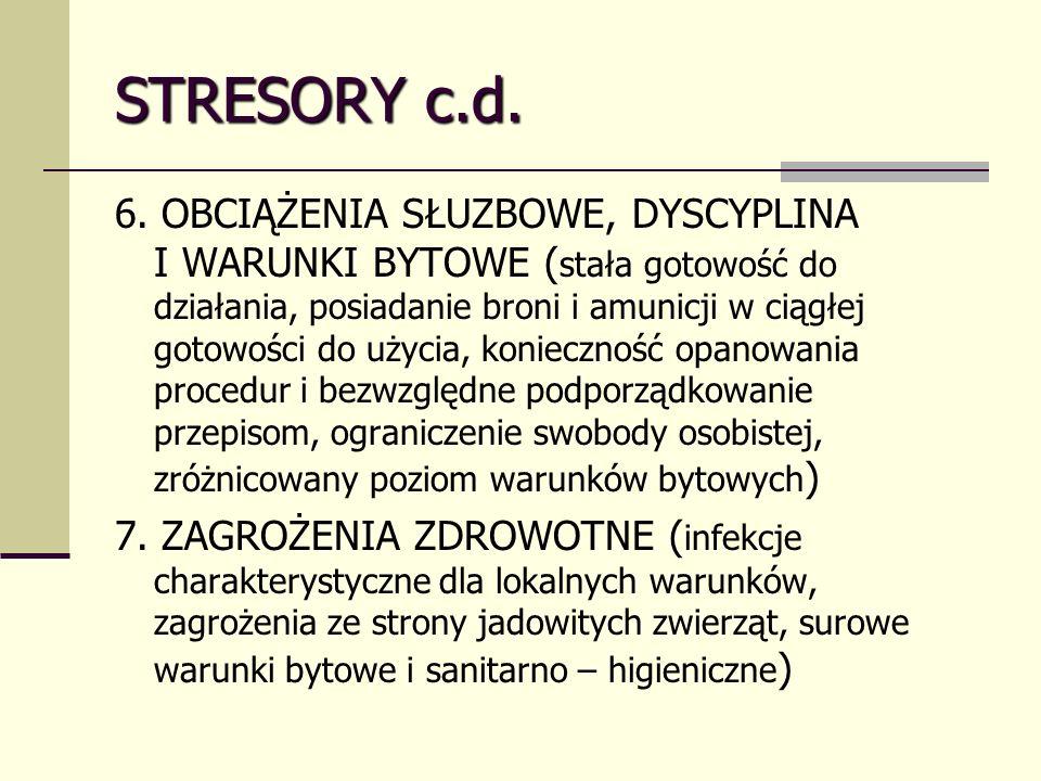 STRESORY c.d.6.