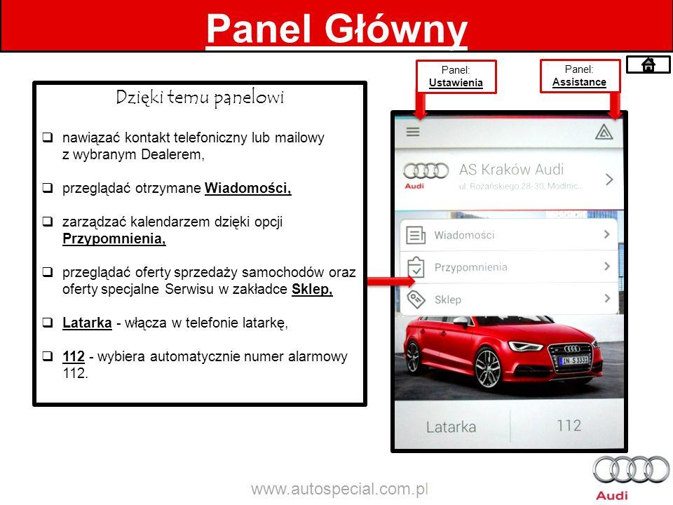 Pasek szybkiego kontaktu UŻYTKOWNIK NIEZALOGOWANY Korzystając z ogólnego paska kontaktu Dealera (ikona - logo VW) możesz nawiązać bezpośrednie połączenie telefoniczne z następującymi działami Dealera: Salon Serwis Sprzedaż Ubezpieczenia Części i akcesoria lub wysłać wiadomość.
