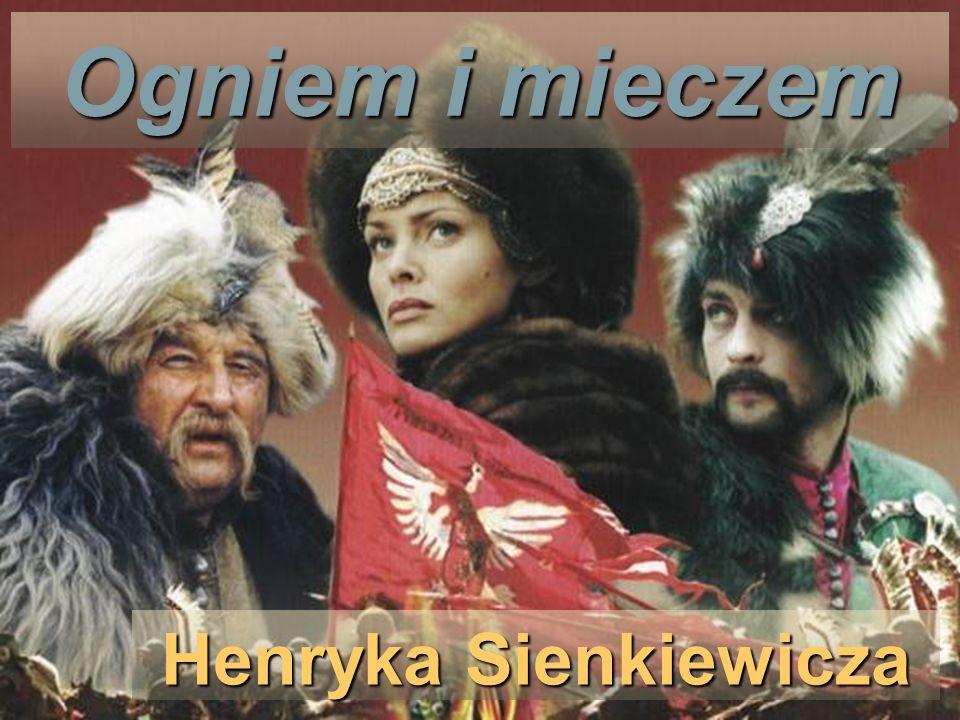 Kazimierz Pochwalski: Portret Henryka Sienkiewicza (1915) Źródło ilustracji: Henryk Sienkiewicz Trylogia w ilustracjach.