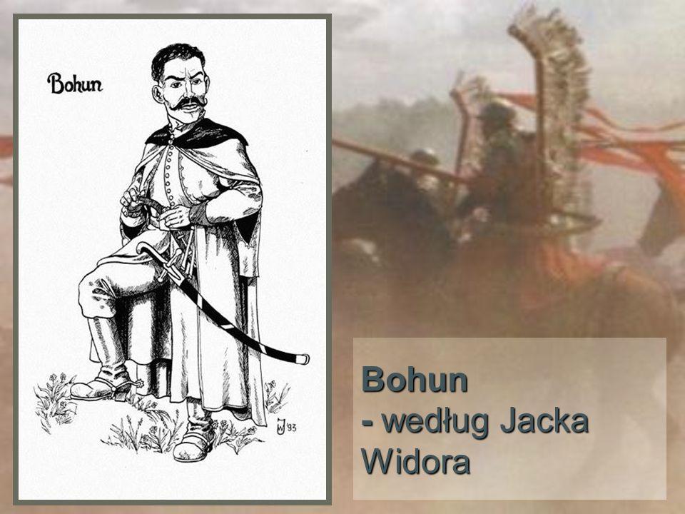 Bohun - według Jacka Widora