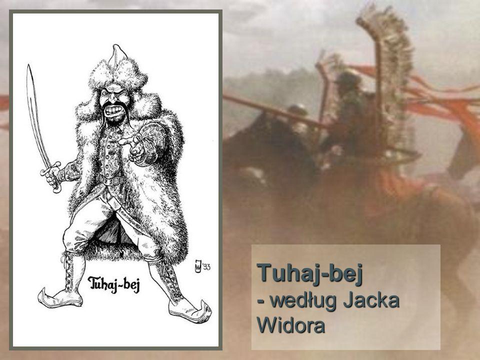 Tuhaj-bej - według Jacka Widora