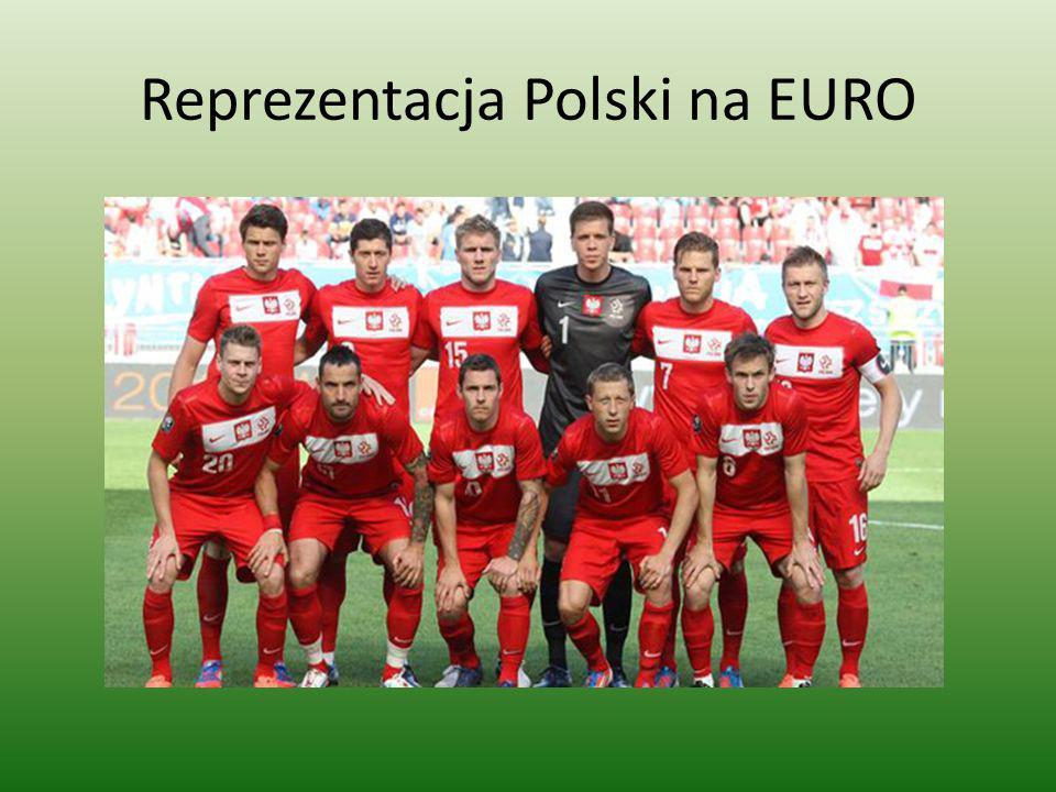 Reprezentacja Polski na EURO