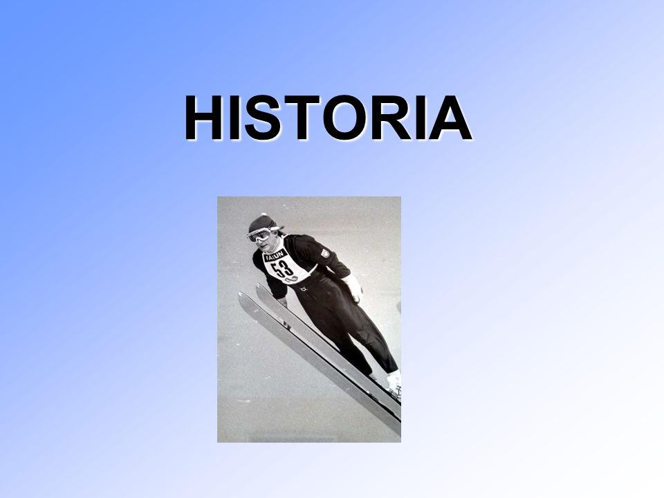 Skoki narciarskie – dyscyplina sportowa rozgrywana na skoczniach narciarskich od połowy XIX wieku.