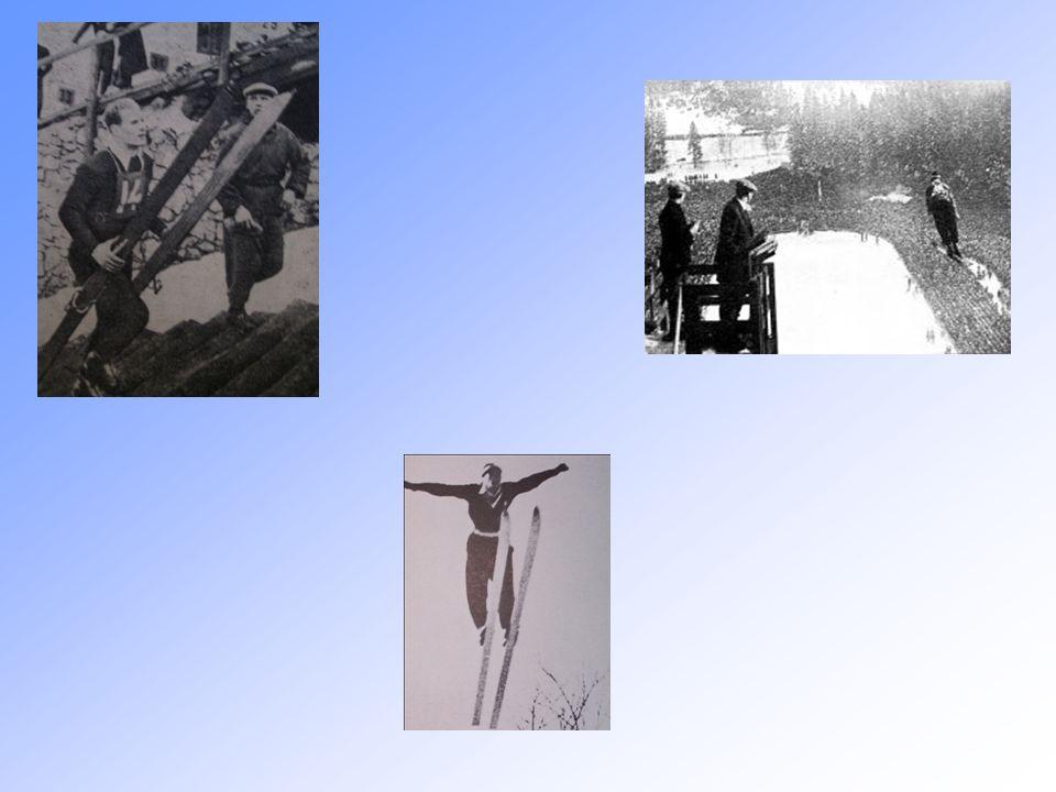 Polscy rekordziści świata w długości skoku narciarskiego