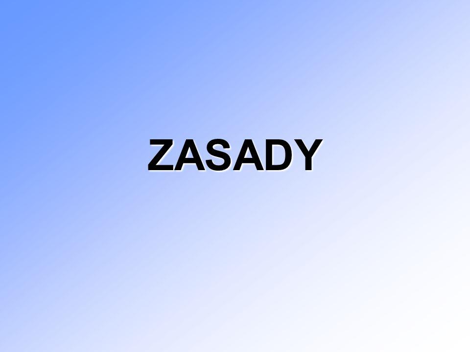 ZASADY