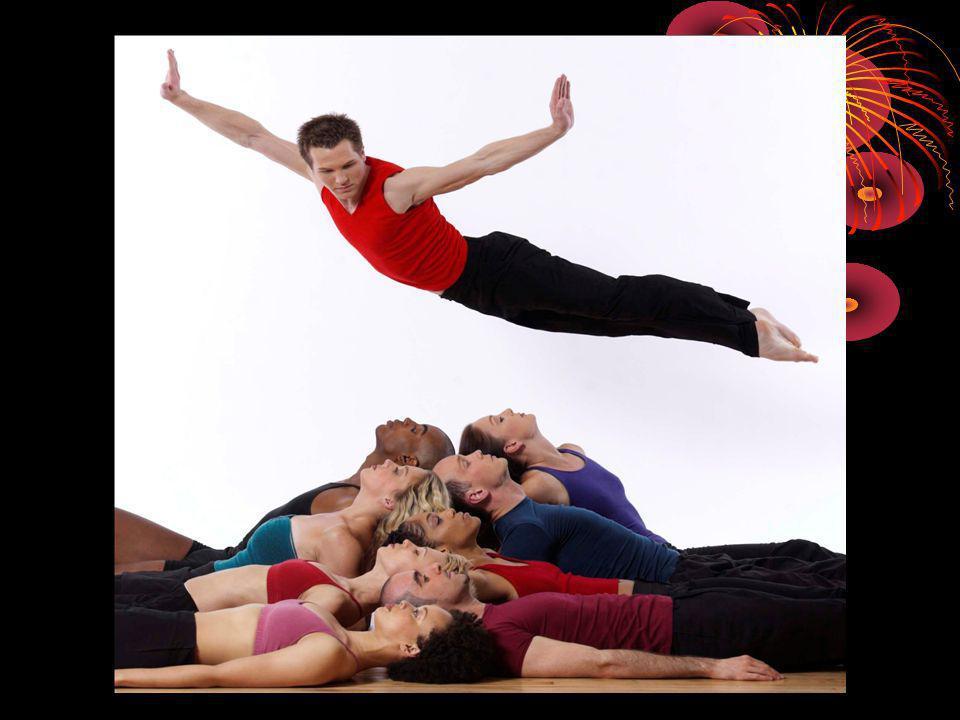 Taniec to jedna z rzadkich dziedzin, gdzie człowiek zaangażowany jest całkowicie: ciałem, duszą i umysłem - Maurice Bejart